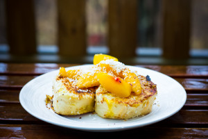 Coconut Crusted French Toast