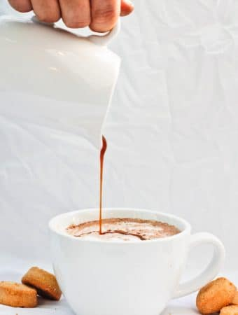 Mexican Spicy Hot Chocolate