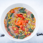 Split Green Pea Curry
