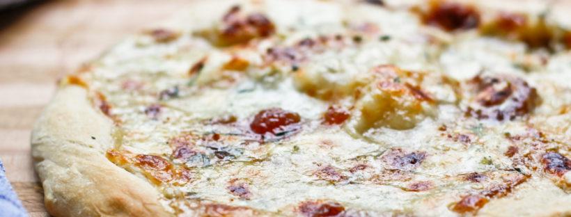 Rosemary Fig Pizza