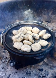 Using a Dutch Oven as an ACTUAL Oven