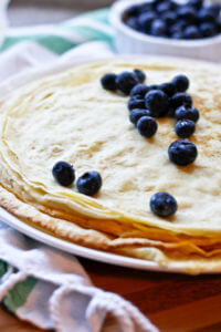 This easy how-to is a step-by-step tutorial on making French Crepes