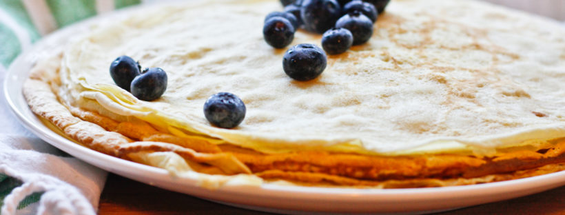 This easy how-to is a step-by-step tutorial on making French Crêpes