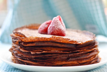 Cooking 101: How to Make Chocolate Crêpes