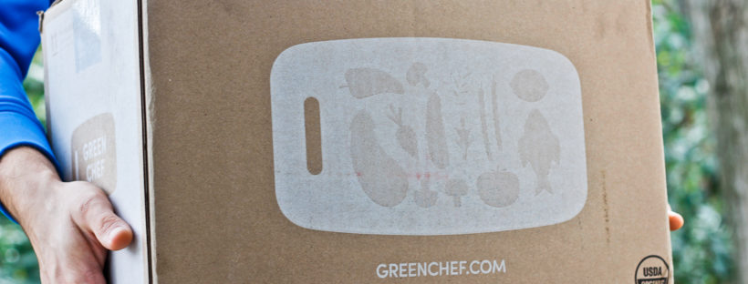 Green Chef Review- A Week with Green Chef