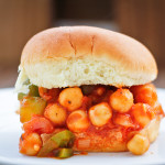 Chickpea Sloppy Joe