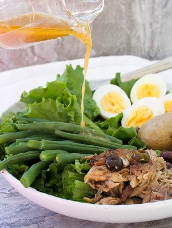 Canned Mackerel Recipe: Niçoise Salad