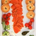 Do you love lox? Did you know it's easy to make it yourself at home? This How to Make Lox tutorial will walk you through making your own lox, step-by-step!