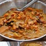 Vegan Navratan Vegetable Korma- Easy to Find Ingredients, Step by Step Directions