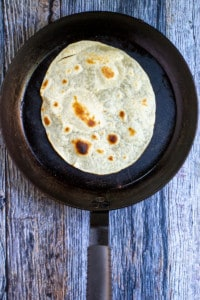 Cook Tortillas