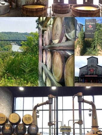 A Kentucky Bourbon Trail Tour