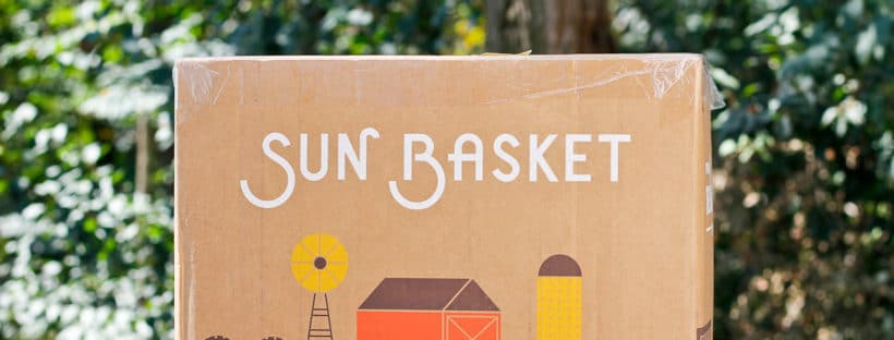 A Week with Sun Basket