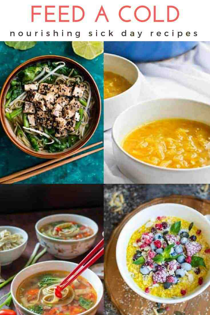 Foods To Eat When Sick With Flu
