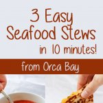 3 Seafood Stews from Orca Bay - Albondigas (Mexican Seafood Soup) from Orca Bay
