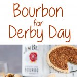 Bourbon for Derby Day! This Derby Day, celebrate with these Bourbon-filled recipes. champagne-tastes.com