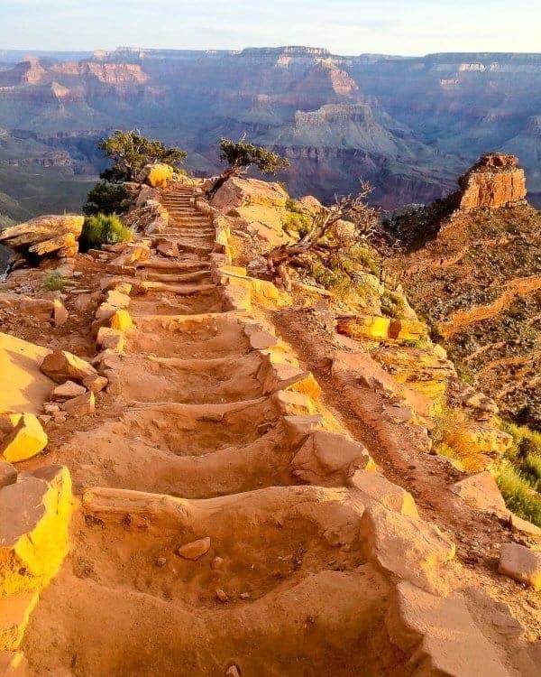 Hiking the South Kaibab Trail