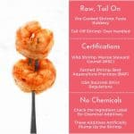 how to buy shrimp infographic