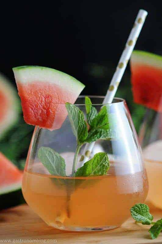 Watermelon Bourbon Cooler - from Gastronom