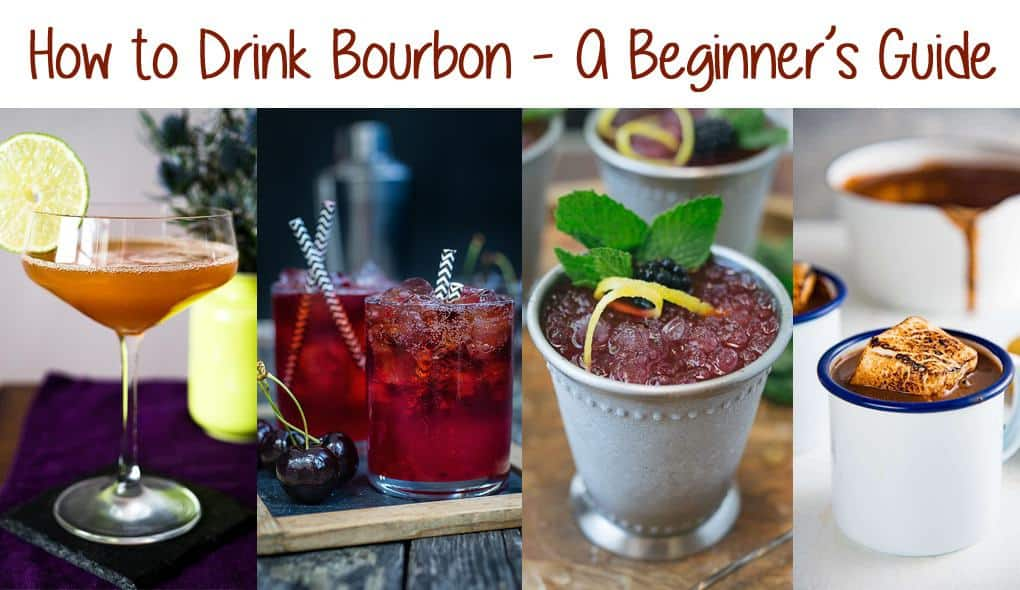 Do you want to love bourbon, but aren't sure where to start? This Beginner's Guide will help you learn How to Drink Bourbon!