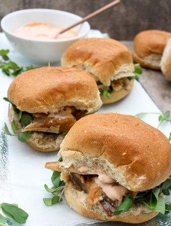 Kipper Recipe: Smoked Fish Sliders