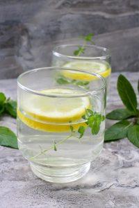 How to Make Mint Tea with fresh herbs