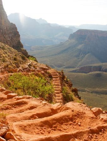 Hiking the Grand Canyon: Food, Training, + the Best Trails