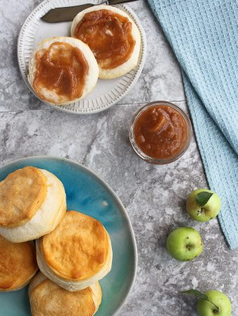 Crabapple Recipe: Slow Cooker Apple Butter