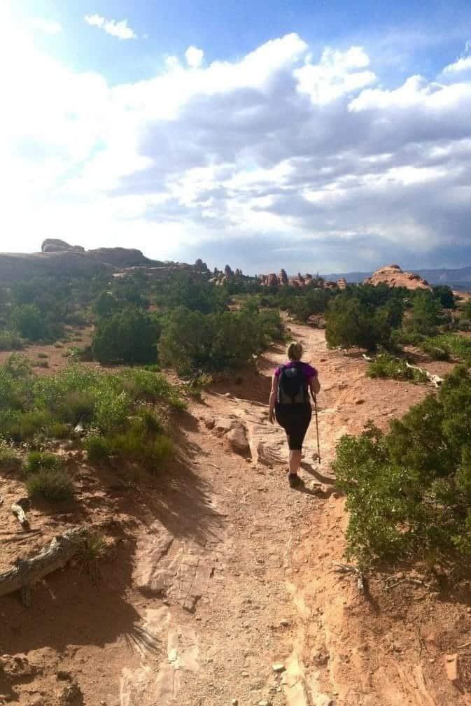 Devil's Garden Trail