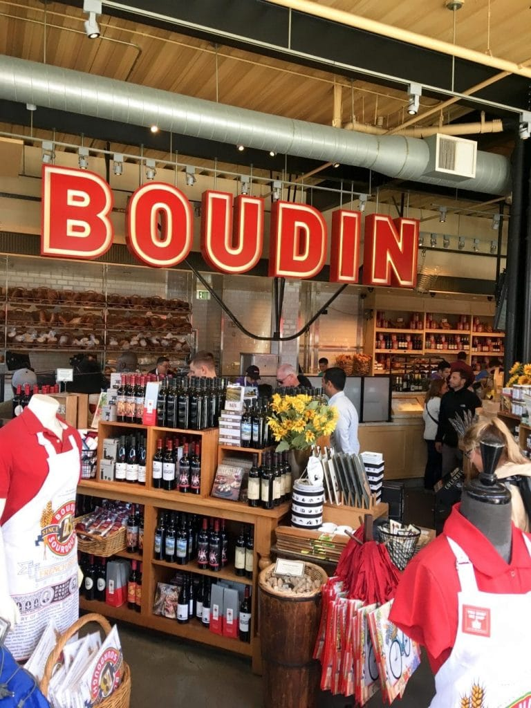 Boudin Bakery - Fisherman's Warf