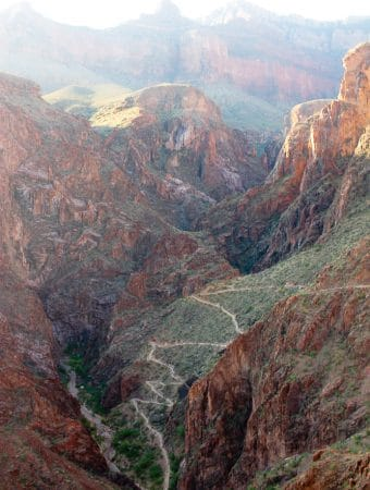 Training to Hike the Grand Canyon