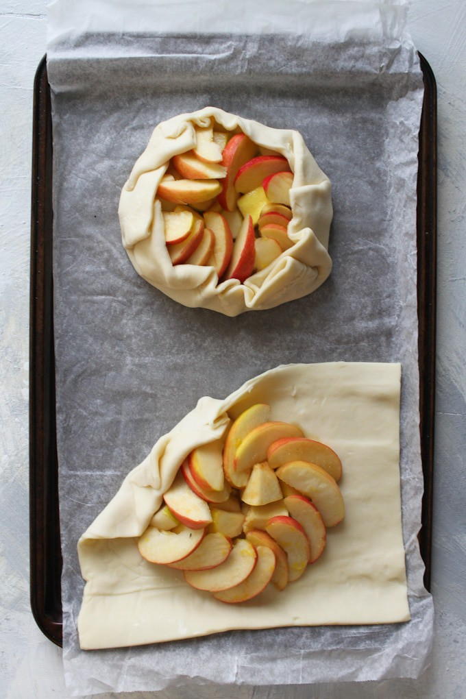 Wrap Puff Around Fruit