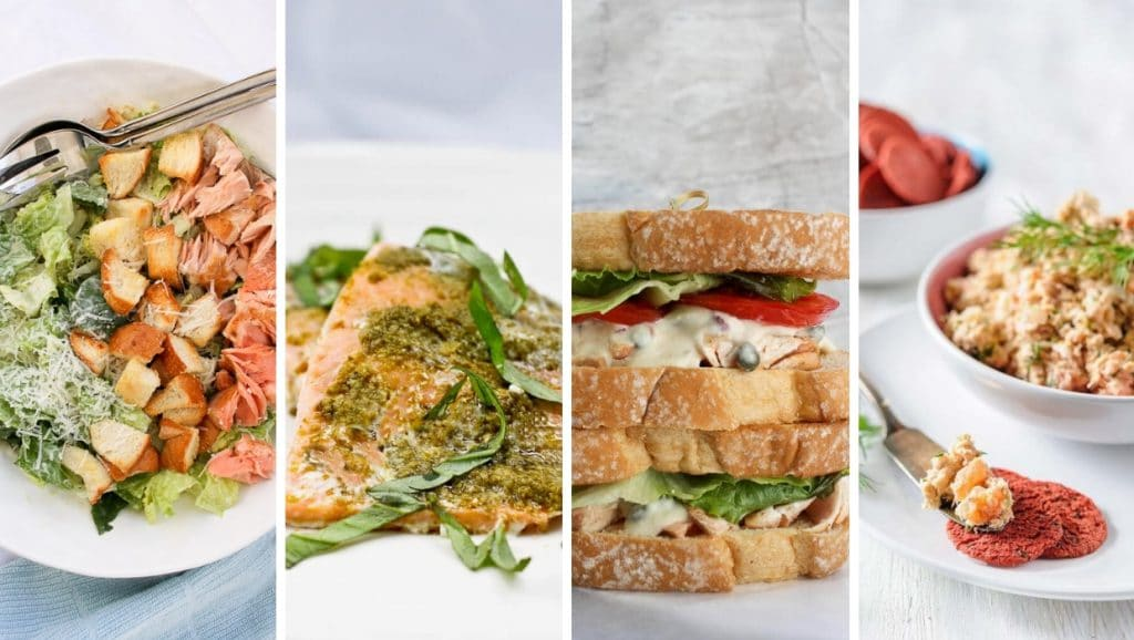 Love seafood, but wish it was more affordable? These pink salmon recipes use the most budget-friendly type of Wild Pacific salmon!