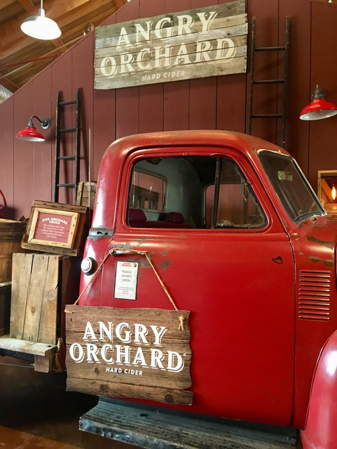 Angry Orchard Brewery