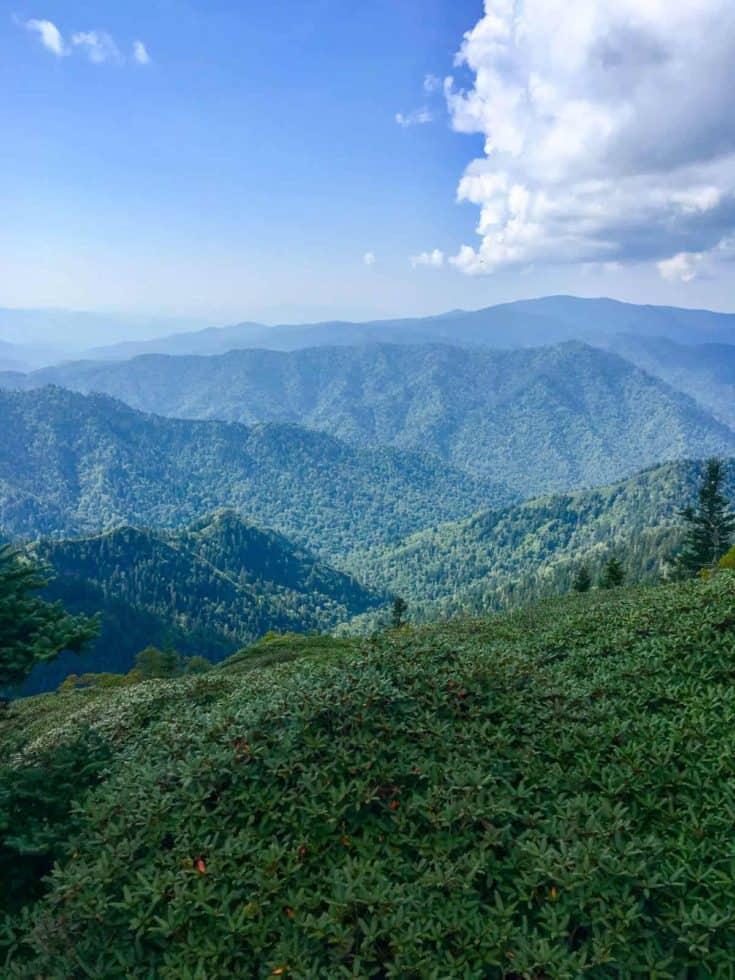 Alum Cave Trail: Hiking Mount LeConte