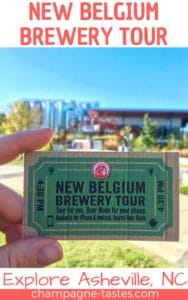 Planning to visit New Belgium Brewery in Asheville, North Carolina? We toured their brewery recently, and here's what we thought!