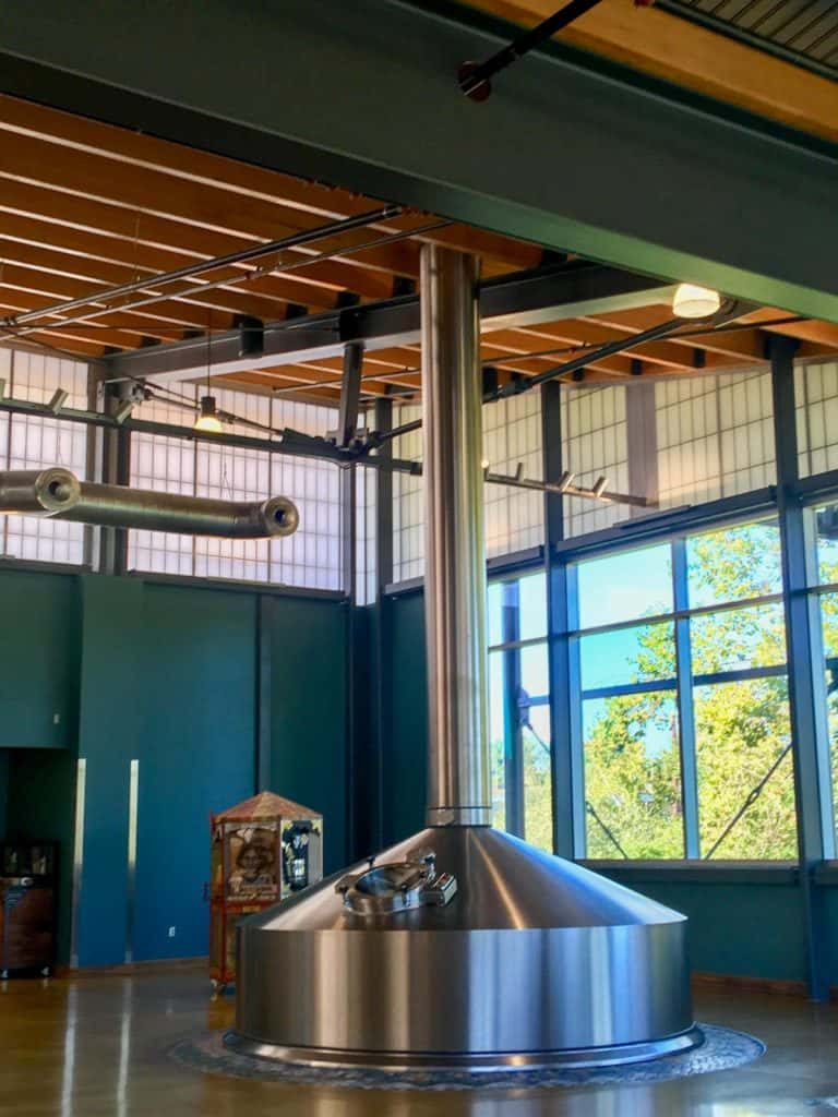 Brewing Tank Room