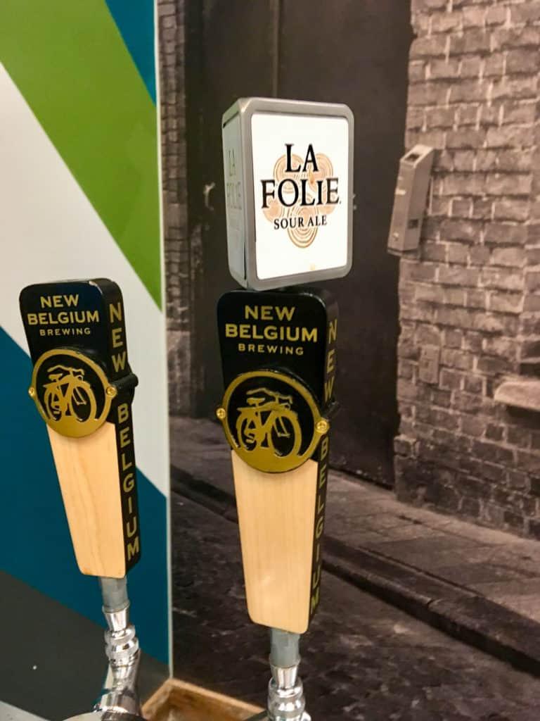 La Folie - A New Belgium Wild Sour Beer