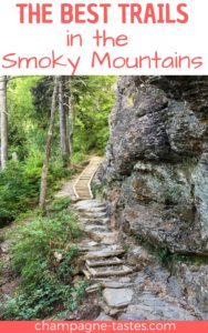 Are you planning to hiking in the Smokies? Check out my hiking tips, plus some of the best trails in the Great Smoky Mountains National Park.