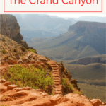 Are you planning to hike into the Grand Canyon? We hiked the South Kaibab Trail all the way to the Colorado River. Here's how it went!