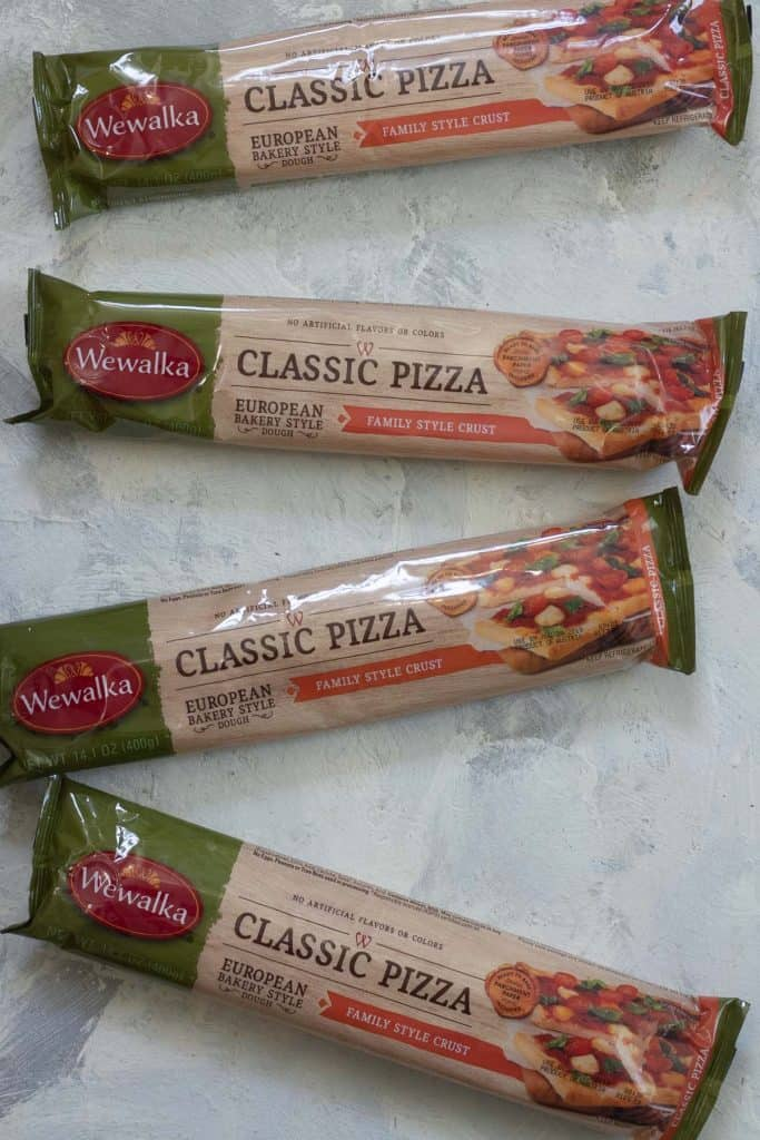 wewalka classic pizza dough