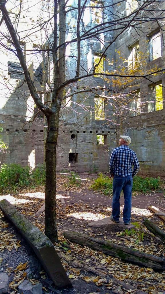 Overlook Mountain House Ruins