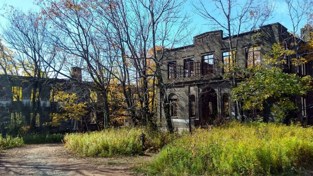 Overlook Mountain House Ruins