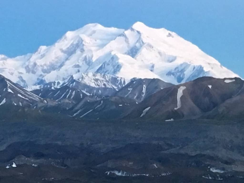 mountains in denali