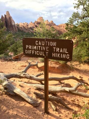 The Primitive Trail