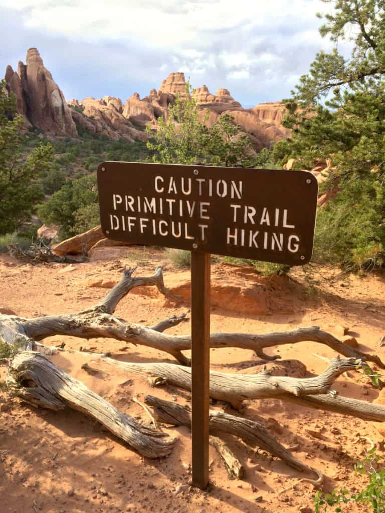 The Primitive Trail