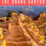 There are a lot of trails inside the canyon, but only a few are well traveled. Read my guide for the best Grand Canyon trails to find out which trails are best for your trip!