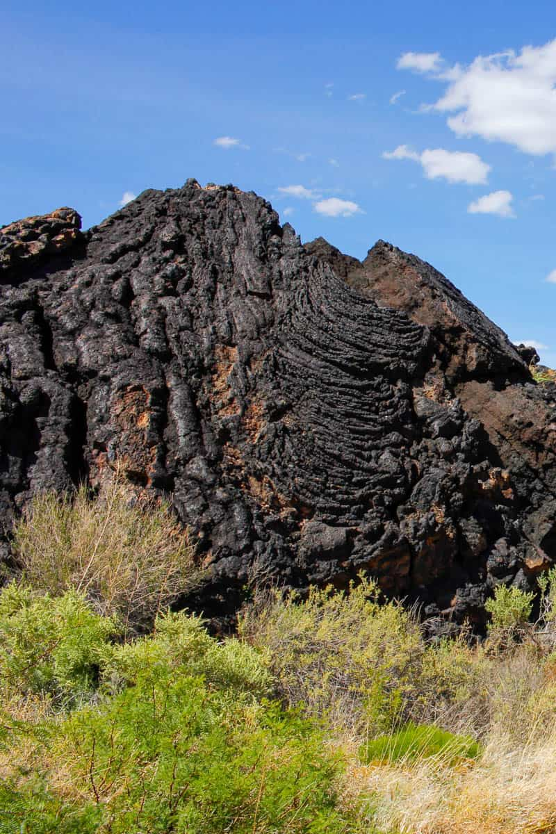 Lava Flow in the Valley of Fires