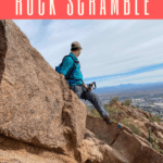 Do you love hiking, and want to learn how to go rock scrambling? This guide will walk you through tips on how to scramble safely.