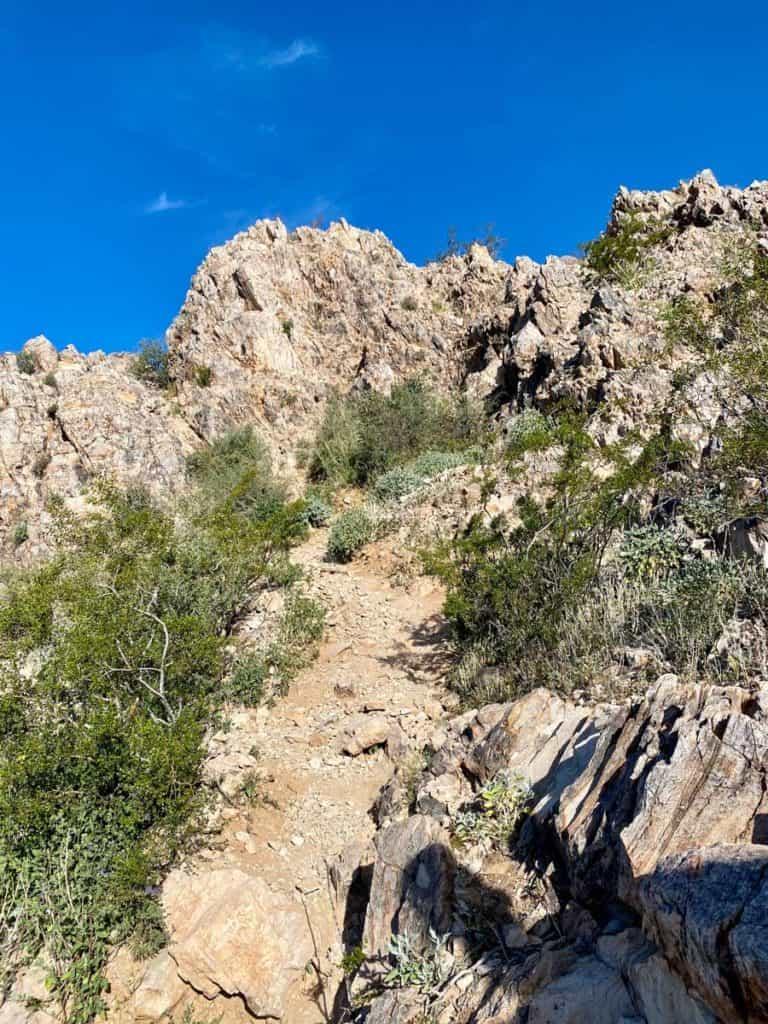 High Point Trail?
