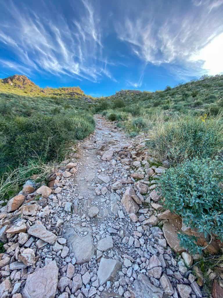 Old Mine Trail